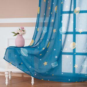 4Home Dětská záclona Space, 150 x 250 cm