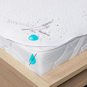 4Home Lavender Nepropustný chránič matrace s gumou, 140 x 200 cm