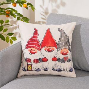 4Home Povlak na polštářek Christmas Dwarfs, 45 x 45 cm