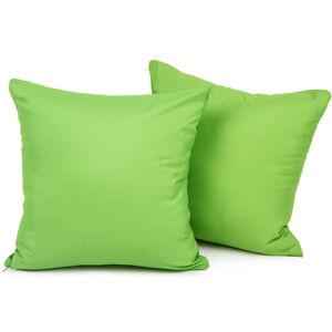 4Home Povlak na polštářek zelená, 40 x 40 cm