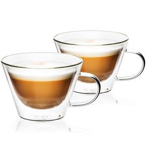 4home Termo sklenice Elegante Hot&Cool, 360 ml, 2 ks