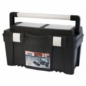 "Asist ARN25AA kufr na nářadí ALU 25"", 60 x 28,6 x 32,7 cm"