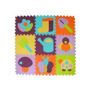 Baby Great Pěnové puzzle Barevná zahrádka SX (30x30)