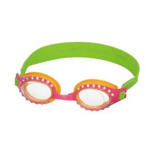 Bestway Plavecké brýle Sparkle, růžová