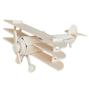 Dětský hrací set Construct Plane, 23 x 18,6 cm