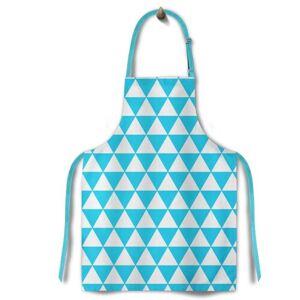 Domarex Zástěra Home Chef modrá, 65 x 75 cm