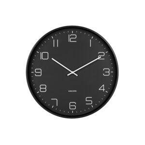 Karlsson 5751BK nástěnné hodiny