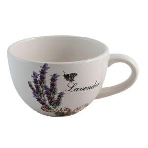 Keramický šálek Levandule, 500 ml