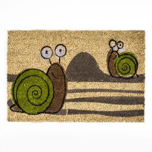 BO-MA Trading Kokosová rohožka šneci, 40 x 60 cm