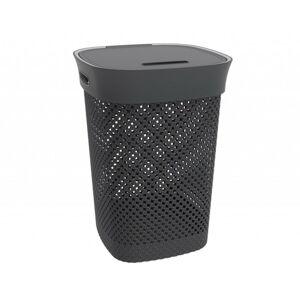 Aldo Koš na špinavé prádlo Woolly 50 l, černá