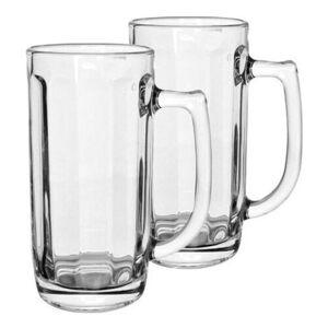 Luminarc 2dílná sada sklenic na pivo HAMBURG, 550 ml
