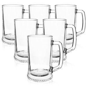 Luminarc 6dílná sada sklenic na pivo DRESDEN, 500 ml