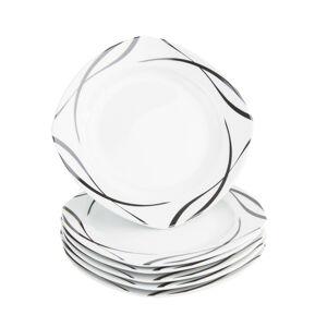 Mäser 6dílná sada dezertních talířů Oslo