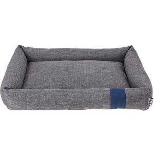 Pelíšek pro psa Pet bed šedá, 55 x 41 x 10 cm