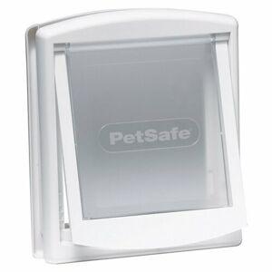 PetSafe Dvířka Staywell 715 bílá, velikost S