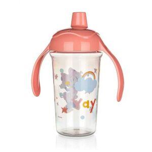 VETRO-PLUS Láhev plastová pro děti MINNIE 295 ml