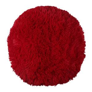 Bo-ma Trading Polštářek chlupatý Jáchym červená, 70 cm