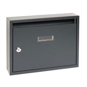 Poštovní ocelová schránka BK.24.AM