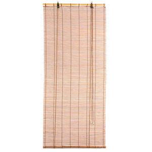 Gardinia Roleta bambusová přír./třešeň, 80 x 160 cm