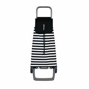 Rolser Jet Marina Joy černá nákupní taška na kolečkách