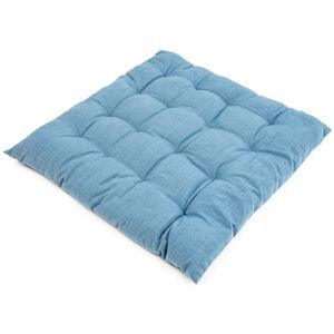 Sedák Tedy modrá, 40 x 40 cm
