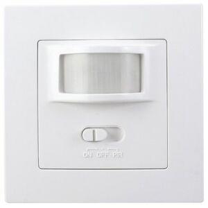 Solight WPIR01 PIR Interiérový senzor do krabičky od vypínače