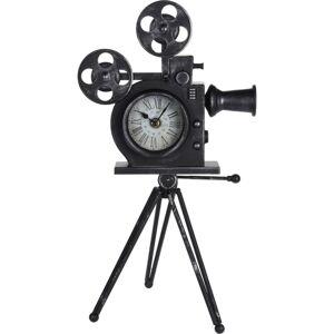 Stolní hodiny Film Camera, 29 x 53 x 30 cm