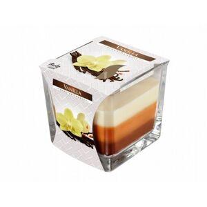 Svíčka ve skle Bispol Vanilla 170 g