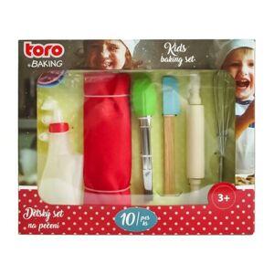 Dětský set na pečení Toro 10 ks