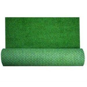 Vopi Travní koberec s nopky, 133 x 400 cm