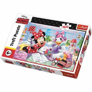 Trefl Puzzle Minnie a Daisy, 160 dílků