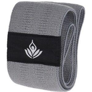 XQ Max Odporová guma na posilování Yoga Band, stříbrná