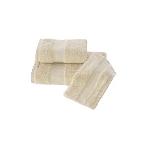Soft Cotton Dárková sada ručníků a osušek DELUXE Světle béžová